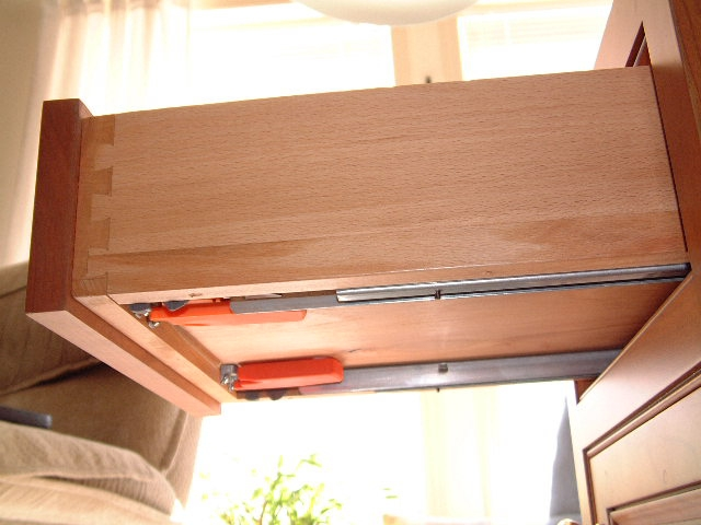 push open drawer runners soft close 1