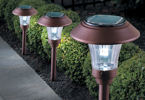 Solar Outdoor Lighting To Save The Cost