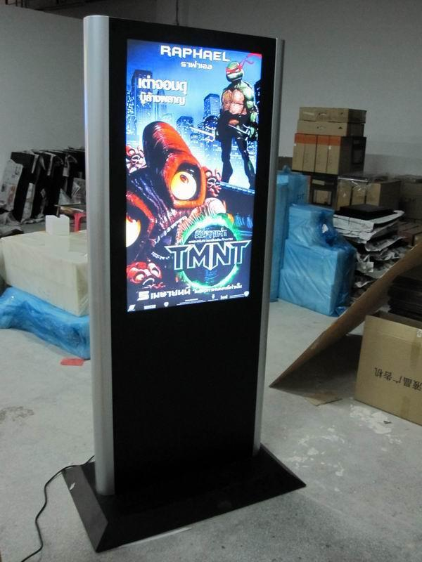 52-inch_vertical_LCD_advertising_player